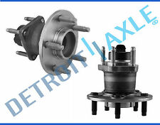 Pair: 2 New REAR Wheel Hub & Bearing Assembly for Cobalt G5 HHR Ion Pursuit ABS