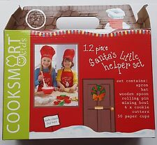 "BOYS GIRLS ""SANTA'S LITTLE HELPERS"" XMAS GIFT SET - 12 PIECE"