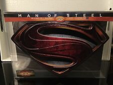 Man of Steel (Blu-ray/DVD, 2013, 4-Disc Set, Collectors Edition Includes Digita…