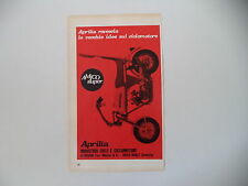 advertising Pubblicità 1969 APRILIA AMICO SUPER