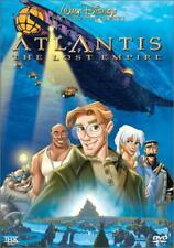 Atlantis: Lost Empire  DVD Michael J. Fox, Jim Varney, Corey Burton, Claudia Chr