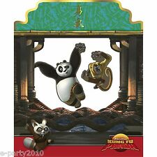 KUNG FU PANDA CENTERPIECE ~ Birthday Party Supplies Table Decorations Po