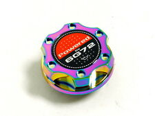NEO CHROME BILLET CNC RACING ENGINE OIL FILLER CAP MITSUBISHI 3000GT GTO 6G72