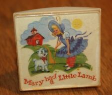 "Vintage Nightlight ""Mary Had A Little Lamb"" (RC)"
