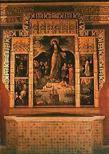 Alte Postkarte - Alcazar de Sevilla - Virgen de los navegantes
