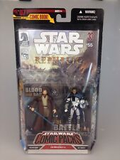 Star Wars Figure Set - Comic Packs Obi-wan Kenobi & Arc Trooper