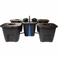 PLANTiT AEROS 4 POT KIT WITH PUMP DWC SYSTEM  ( BUBBLER SYSTEM )
