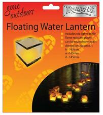 BoyzToys RY417 Gone Outdoors Chinese Floating Water Lantern Assorted Colours New