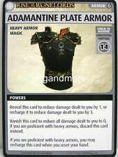 Pathfinder Adventure Card Game - 1x adamantine plate armor-Spires of Xin