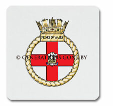 HMS PRINCE OF WALES COASTER