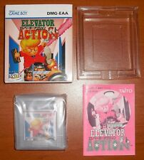 Elevator Action Game Boy GameBoy GB Color Advance SP Japan Japanese NUEVO NEW!