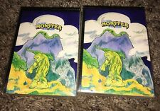 (2) 1991 Morrison Monsters in my Pocket 72 Card Set 48 Base + 24 Stickers