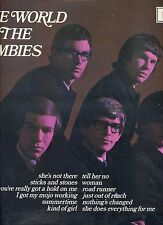 ZOMBIES the world of the zombies UK 1970 EX LP