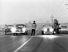 AMERICAN GRAFFITI DRAG RACE 8X10 GLOSSY PHOTO PICTURE