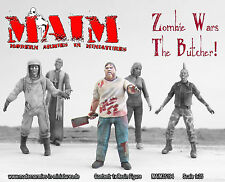 Zombie - Fat Butcher / 1:35 scale resin mode kit - Zombie wars