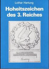 Hoheitszeichen des 3. Reiches, Katalog, neu
