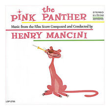 RCA | Henry Mancini - The Pink Panther 180g LP NEU