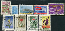 Russia-CCCP Lot 5049 Sowjetunion 1960 Michel 2312-2433 parts postage stamps