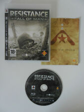 RESISTANCE FALL OF MAN - PLAYSTATION 3 - JEU PS3 COMPLET