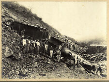 c1905, Frederico Lange, train crash BRAZIL, ponta grossa RAILWAY rare photograph