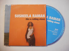 SUSHEELA RAMAN : LIKE A ROLLING STONE ♦ CD SINGLE PORT GRATUIT ♦