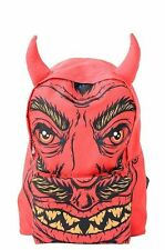 IRON FIST SOUL STEALER BACKPACK - RED