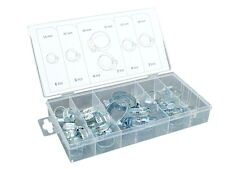 Assorted Hose Clamps 26pc, Hose Clamp Set Jubilee Clips