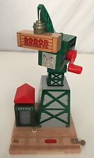 Thomas Tank Engine Friends Cranky The Crane Wooden Talking Railway