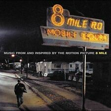 8 Mile OST (Eminem) (CD)