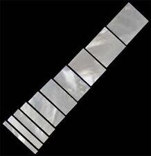 Pearl Block Inlay Set - 10 Piece Les Paul® Custom Style