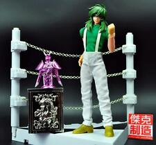 Jacksdo Saint Seiya Myth Cloth EX Andromeda Shun Casual Wear Ver. Action Figure