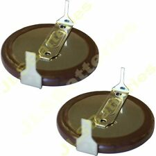 2 x Panasonic VL2020 Rechargeable Battery for BMW Key Fob 3 5 7 e46 series