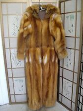 BRAND NEW CANADIAN RED FOX FUR SNOWSUIT SUIT COAT PANTS MAN MEN SIZE CUSTOM MADE