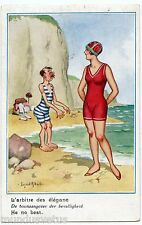 Baigneuse . Charme . Pin-up . Swimmer. Charm . DONALD M. GILL