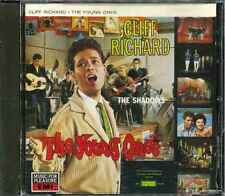 """😍 CLIFF RICHARD & THE SHADOWS """"The Young Ones"""" CD-Album"""