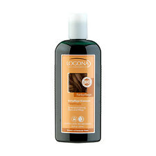 LOGONA Hazelnut Color Care Shampoo Brown Black Hair 8.5oz,250ml Mild NEW #11945