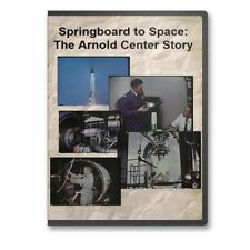 Springboard to Space: The Arnold Center Space Flight Story Documentary DVD C815