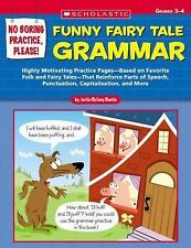 Funny Fairy Tale Grammar Martin, Justin Mccory Paperback