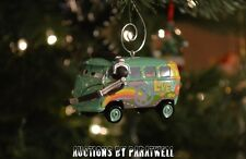 Racing Fillmore Disney Pixar Cars Volkswagen T2 Bus Custom Ornament VW Sunagon