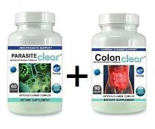 Parasite Cleanser Pills Detox Colon Liver Cleanse Healthy Digestive System 2