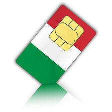 Standard/Micro SIM Karte für Italien und Malta (inkl. Vatikan & San Marino) 750
