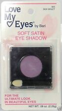 Bari LOVE MY EYES Eye Shadow - Sea Violet 303