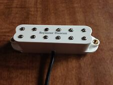 Seymour Duncan SJBJ-1b  JB JR For Strat Bridge Humbucker Pickup White 11205-16-w