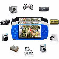 4.3'' Screen 8GB 32 Bit Portable Handheld Console Player Many Retro Games -BLACK