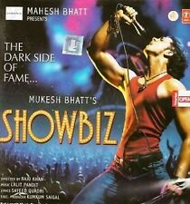 SHOWBIZ - NEW BOLLYWOOD SOUNDTRACK CD - FREE UK POST