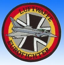 "Patch écusson Eurofighter Luftwaffe ""NEUF"""