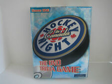 CBC HOCKEY NIGHT IN CANADA THE DVD TRIVIA GAME***GAME ONE***