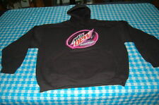 MOUNTAIN DEW BLACK HOODIE SUPER NOVA MTN PROMO NEW NO TAG