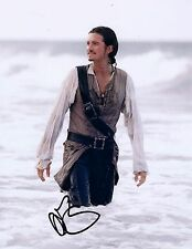 Orlando Bloom signed Pirates of the Caribbean 8x10 photo -  Proof - Legolas