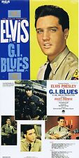 "Elvis Presley ""GI Blues"" Soundtrack von 1960! Nr 1 in USA+UK! 12 Songs! Neue CD"